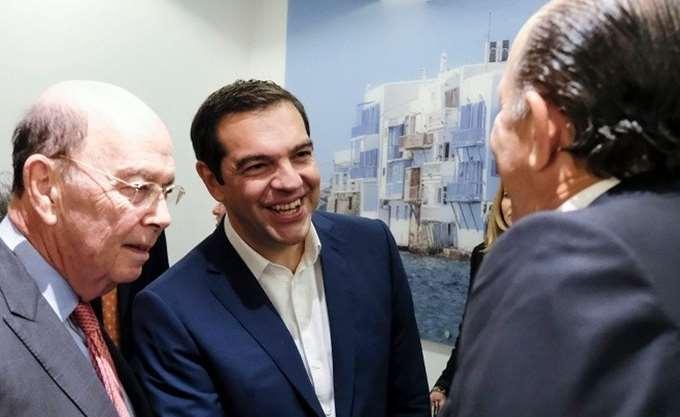Επικοινωνία Τσίπρα- Ρος για επέκταση επενδύσεων από EBRD στην Ελλάδα έως το 2025