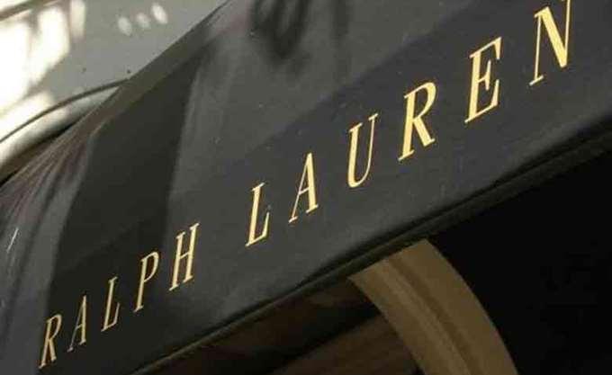 Ralph Lauren: Αυξήθηκαν τα κέρδη στο τρίμηνο, υποχωρεί η μετοχή
