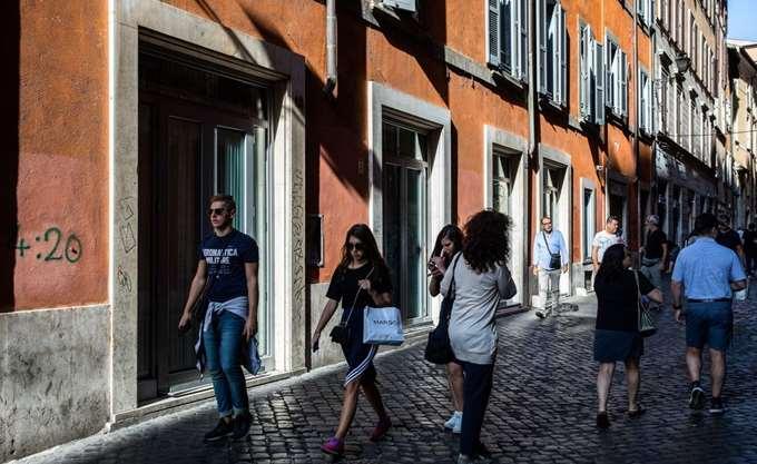 Η Ιταλία είναι το καναρίνι στο ορυχείο της Ευρώπης
