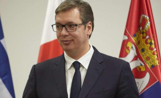 Στο Βερολίνο ο πρόεδρος της Σερβίας