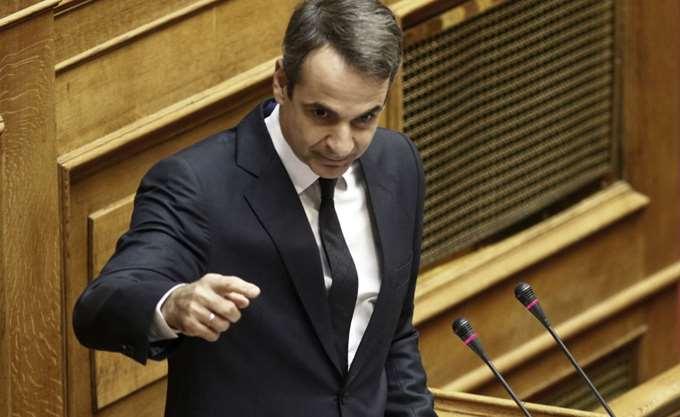 Παρέμβαση σε όλα τα μέτωπα από τον Κ. Μητσοτάκη στη Βουλή