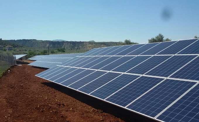 Messaritis Ανανεώσιμες: Ολοκλήρωση φωτοβολταϊκού πάρκου στο Ξυλόκαστρο