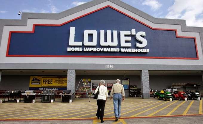 Απογοήτευσαν οι πωλήσεις της Lowe's Companies