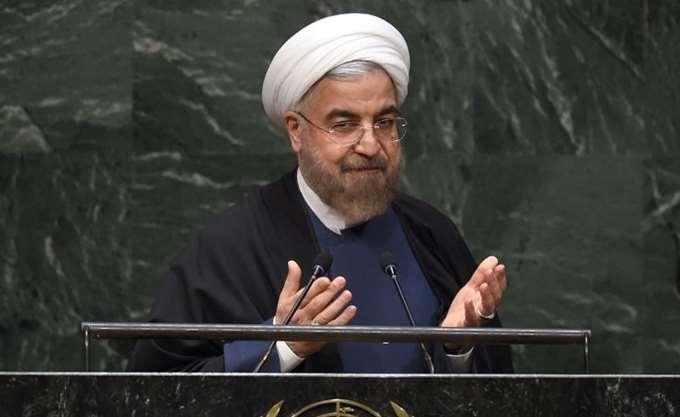 Ρουχανί στον ΟΗΕ: Οι ΗΠΑ επιδιώκουν αλλαγή καθεστώτος στο Ιράν