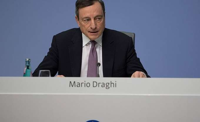 Ντράγκι: Η οικονομική επέκταση στην Ευρωζώνη θα συνεχιστεί