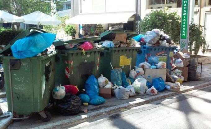 Λήγει η απεργία της ΠΟΕ-ΟΤΑ - Ξεκινά η αποκομιδή των σκουπιδιών