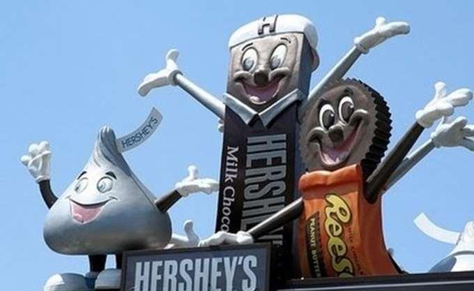 Hershey: Χαμηλότερα των εκτιμήσεων τα κέρδη και οι πωλήσεις