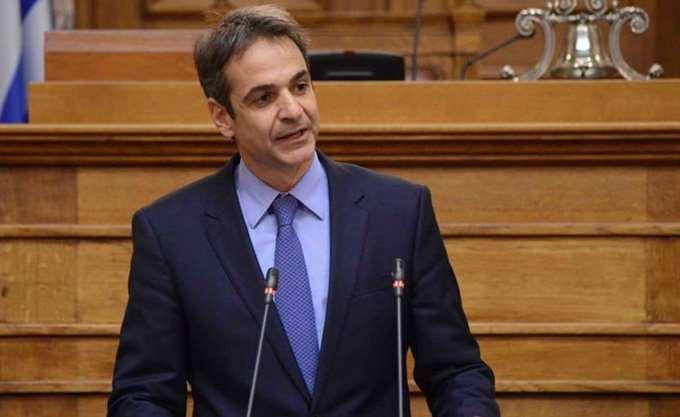 """Μητσοτάκης: Η ιστορία γράφει ότι ο Τσίπρας είπε """"ναι"""" σε όσα οι προκάτοχοί του είπαν """"όχι"""""""