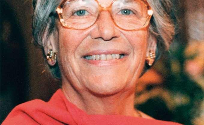 Απεβίωσε η Βιργινία Τσουδερού