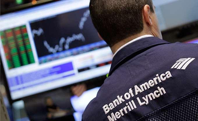 Bank of America: Χαμηλότερα των εκτιμήσεων τα έσοδα τριμήνου