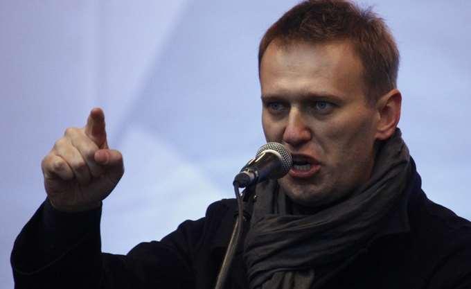 Ρωσία: Συνελήφθη ο ηγέτης της αντιπολίτευσης Αλεξέι Ναβάλνι