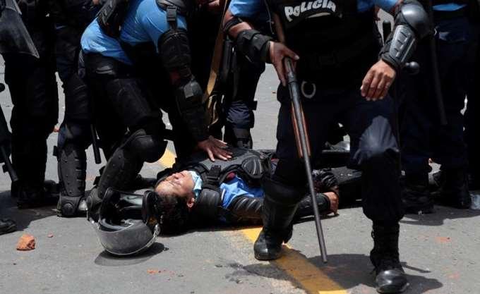 Η Ουάσινγκτον απομακρύνει το μη απαραίτητο προσωπικό της από τη Νικαράγουα