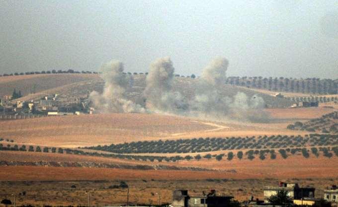 Νέα τουρκική στρατιωτική οχηματοπομπή εισήλθε σε ζώνη που ελέγχεται από τους αντάρτες