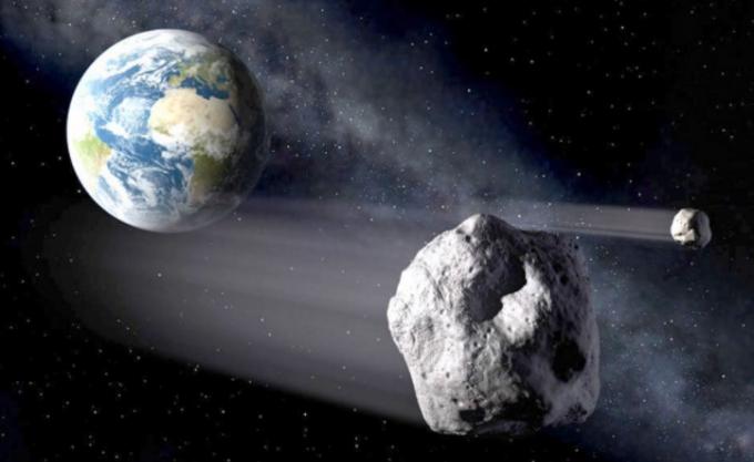 """Αστεροειδής μεγέθους ποδοσφαιρικού γηπέδου μόλις πέρασε """"ξυστά"""" από τη Γη"""