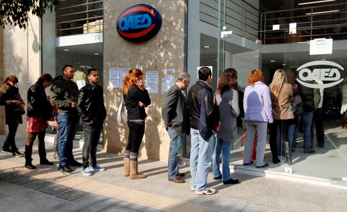 ΟΑΕΔ: Αυξήθηκαν κατά 2,8% οι εγγεγραμμένοι άνεργοι τον Ιούλιο