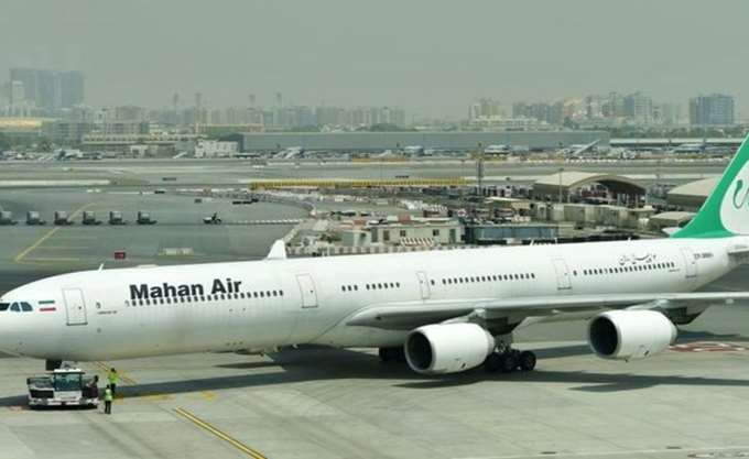 Μετά από πίεση των ΗΠΑ, η Γερμανία ανακάλεσε άδεια ιρανικής αεροπορικής