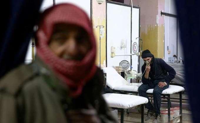 Η Μόσχα επιμένει ότι ήταν σκηνοθετημένη η χημική επίθεση στην Ντούμα