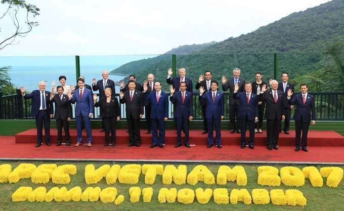 """Οι ηγέτες των χωρών της APEC συμφώνησαν να αντιμετωπίσουν τις """"αθέμιτες εμπορικές πρακτικές"""""""