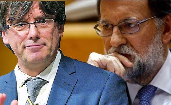 Έκκληση Πουτζντεμόν στη Μαδρίτη να προσέλθει σε διάλογο