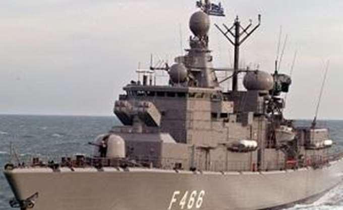 Οκτώ τόνοι χασίς κατασχέθηκαν στην Αραβική Θάλασσα από το αυστραλιανό Πολεμικό Ναυτικό