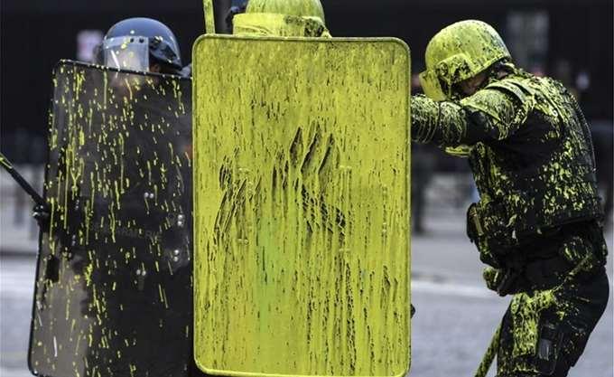 Γαλλία: Η αστυνομία ζήτησε από τα καταστήματα στο Σανζ Ελιζέ να μην ανοίξουν το Σάββατο