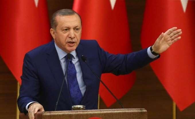 Eρντογάν σε Τραμπ: Η Ιερουσαλήμ είναι κόκκινη γραμμή για τους μουσουλμάνους