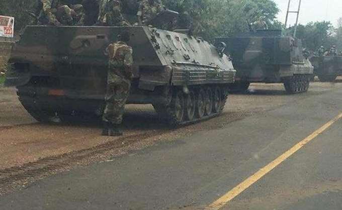 Τι σημαίνει το πραξικόπημα στη Ζιμπάμπουε για τις αγορές