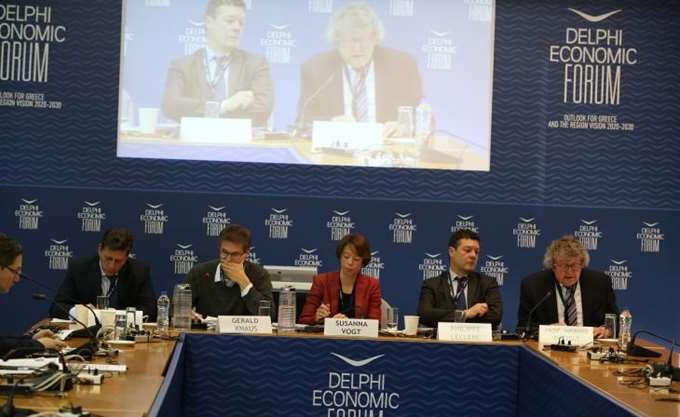 """Οικονομικό Φόρουμ Δελφών: """"Η πολιτική ανοιχτών συνόρων θα πλήξει την δημοκρατία στην Ευρώπη"""""""