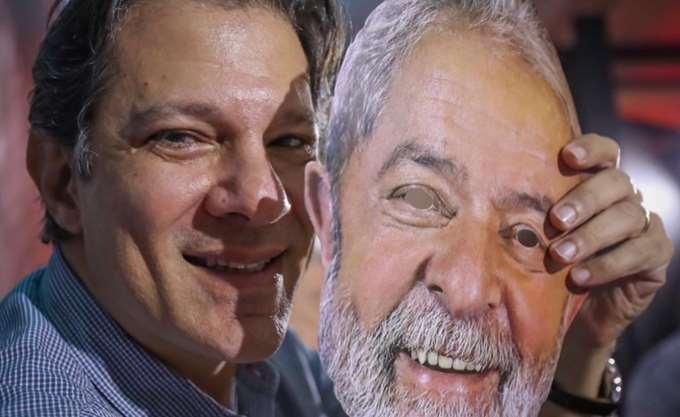 """Βραζιλία: Κατηγορίες για διαφθορά και κατά του υποψήφιου """"αντικαταστάτη"""" του Λούλα ως υποψηφίου προέδρου"""
