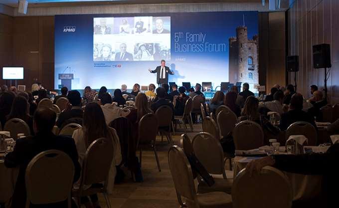 Ισχυρή η παρουσία των ελληνικών οικογενειακών επιχειρήσεων στο 5o Family Business Forum της KPMG