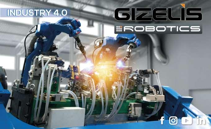 Gizelis Robotics: Το Industry 4.0 ήρθε για να μείνει