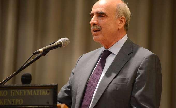Μεϊμαράκης: Στις 26 Μαΐου οι πολίτες να στείλουν ξεκάθαρο μήνυμα στο εσωτερικό και στο εξωτερικό