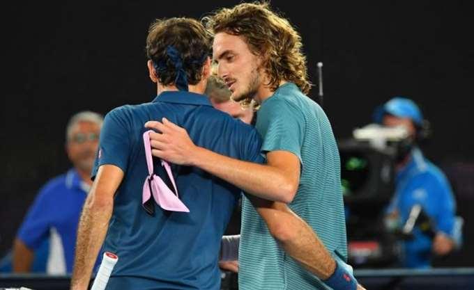 Ο Φέντερερ κέρδισε τον Τσιτσιπά στον τελικό στο Ντουμπάι