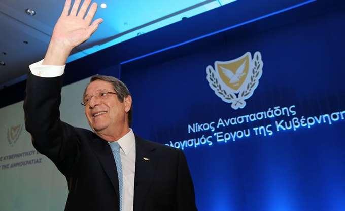 Γερμανικά ΜΜΕ: Ο Αναστασιάδης αντιμέτωπος με το Κυπριακό