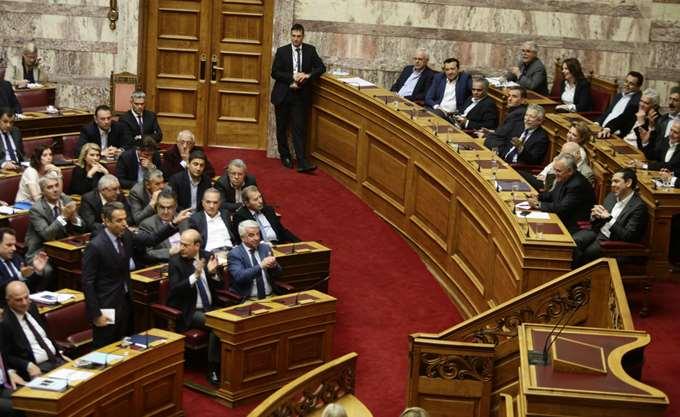 Βουλή: Απορρίφθηκαν από την Ολομέλεια και οι 87 άρσεις ασυλίας