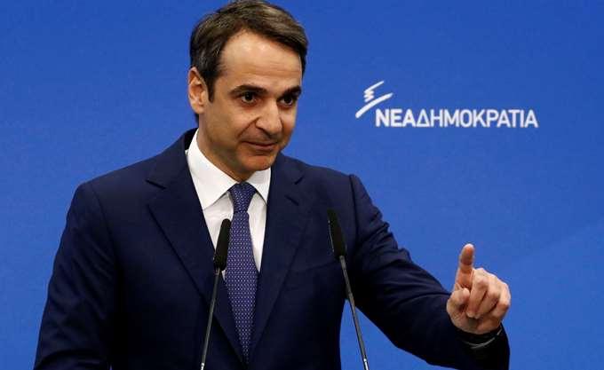 Κ. Μητσοτάκης: Το φως της Ανάστασης να ενώσει όλους τους Έλληνες