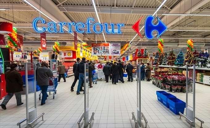 Διαψεύδει η Carrefour ότι συζητά για συγχώνευση με την Casino