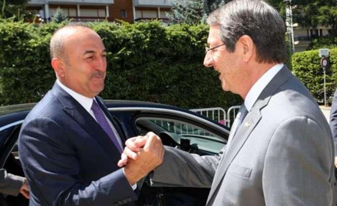 Κύπρος: Συνάντηση Αναστασιάδη - Ακιντζί στις 26 Οκτωβρίου