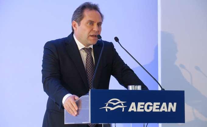 Ευτ. Βασιλάκης: Το ομόλογο ενισχύει τη διαπραγματευτική δύναμη της Aegean