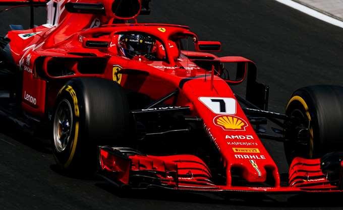 F1: Ανατρεπτική pole position από τον Kimi Raikkonen (vid.)