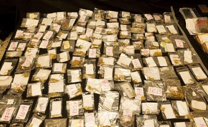 Οριστική κατάρρευση-φιάσκο στην υπόθεση του χρυσού - Αποφυλακίζονται όλοι οι κατηγορούμενοι