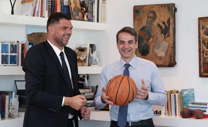 Ο πρώην διεθνής μπασκετμπολίστας Δ. Παπανικολάου υποψήφιος με τη ΝΔ