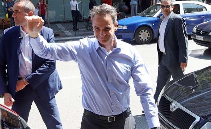 Στην Κηφισιά θα ασκήσει το εκλογικό του δικαίωμα ο Κυριάκος Μητσοτάκης