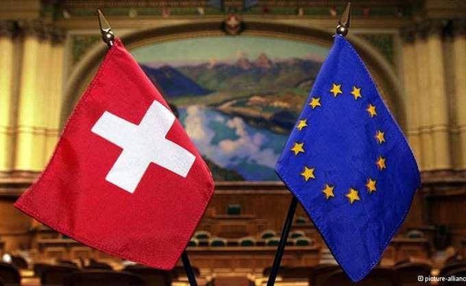 Οι περισσότεροι Ελβετοί υπέρ της εκπόνησης μιας νέας συνθήκης με την ΕΕ