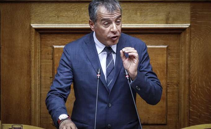 Σταύρος Θεοδωράκης: Ψήφος στις Πρέσπες δεν σημαίνει και ψήφος εμπιστοσύνης