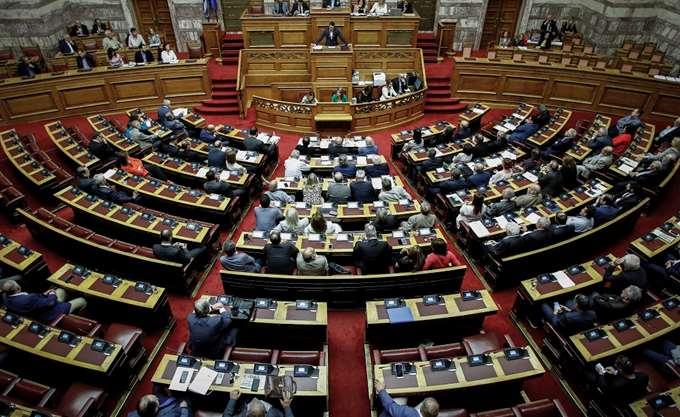 Βουλή: Απερρίφθησαν τα αιτήματα άρσης ασυλίας των Φίλη, Φορτσάκη και Φωκά