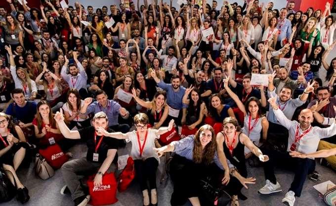 Η Coca-Cola Τρία Έψιλον στις Ημέρες Καριέρας Θεσσαλονίκης