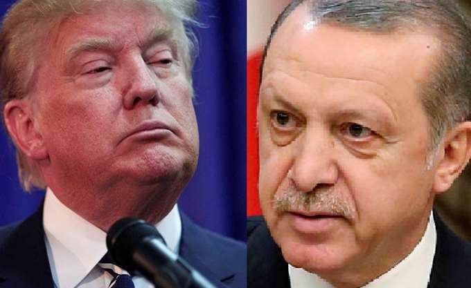 Το φλερτ Erdogan-Trump πλησιάζει στο τέλος του