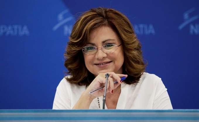 Μ. Σπυράκη: Χωρίς ενιαία θέση ΣΥΡΙΖΑΝΕΛ για την ΠΓΔΜ δεν υπάρχει κυβέρνηση
