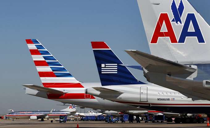 American Airlines: Ελαφρώς χαμηλότερα των εκτιμήσεων τα έσοδα